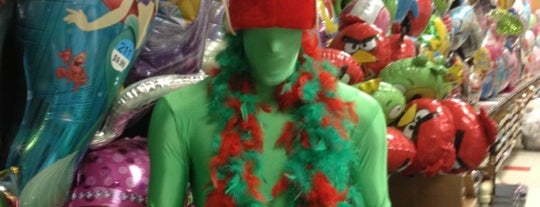 Party City is one of Places I have been to.