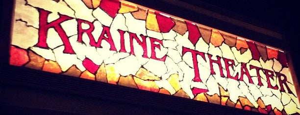 Kraine Theater is one of Manhattan Theatres.