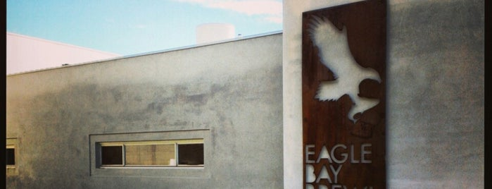Eagle Bay Brewing Co. is one of Perth's Small Bars.