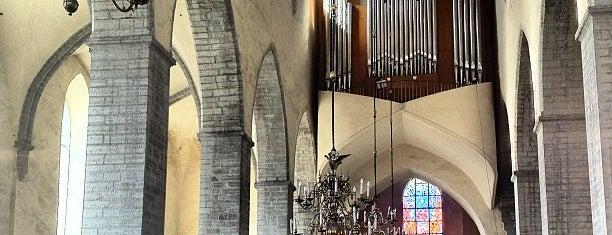 St. Nicholas' Church is one of Tallinn #4sqCities.