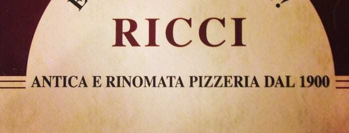 Antica Pizzeria Fratelli Ricci Est! Est!! Est!!! is one of Rom.