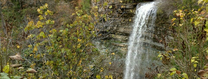 Borer's Falls is one of Outdoors.
