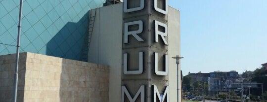 Forum Trabzon is one of BORDO MAVİ MEKANLAR.