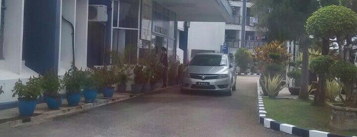 Ibu Pejabat Polis Daerah Jeli is one of @Jeli, Kelantan.