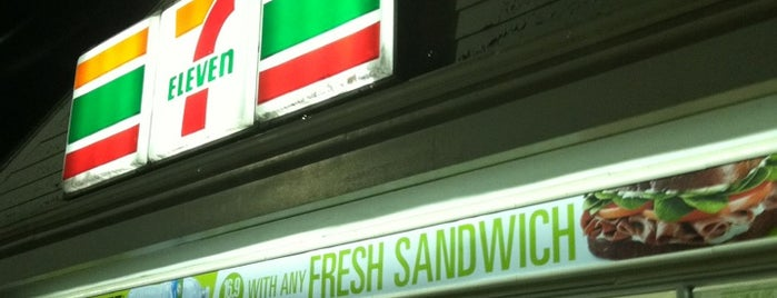 7-Eleven is one of Guide to places in Verona.