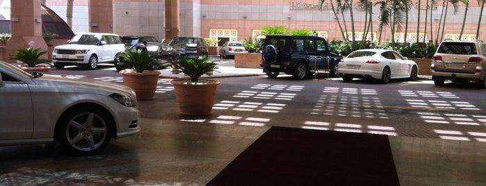 Jeddah Hilton Executive Lounge is one of Jeddah.