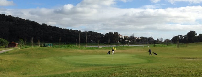 Campo de Golfe do Jamor is one of TOP Oeiras.