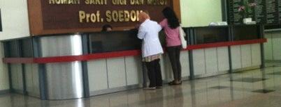 Fakultas Kedokteran Gigi is one of Universitas Gadjah Mada.