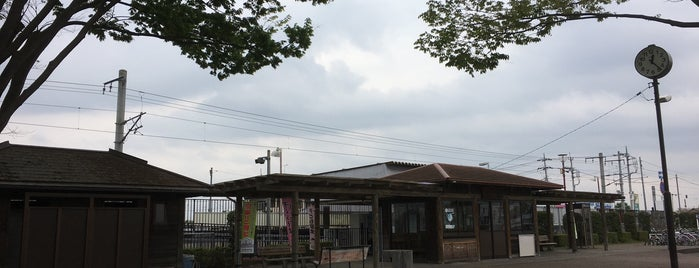 Tamado Station is one of 水戸線.