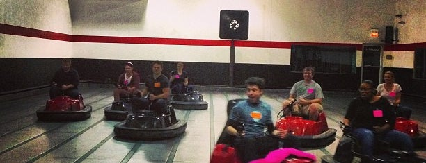 WhirlyBall is one of Equinox 2013.
