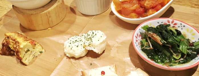 きのこ料理専門店 きのこの里 is one of Amazing place.