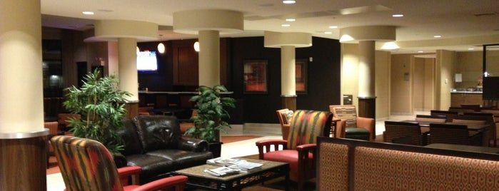 Courtyard By Marriott is one of My Faves.
