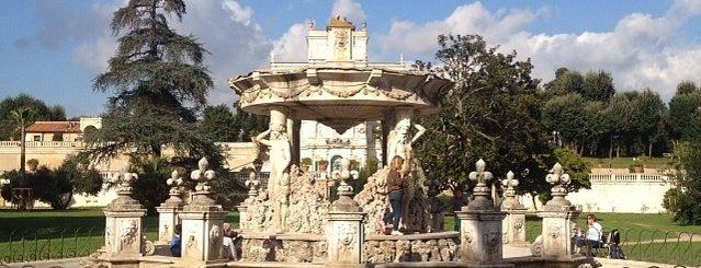Villa Doria Pamphilj is one of Rome.