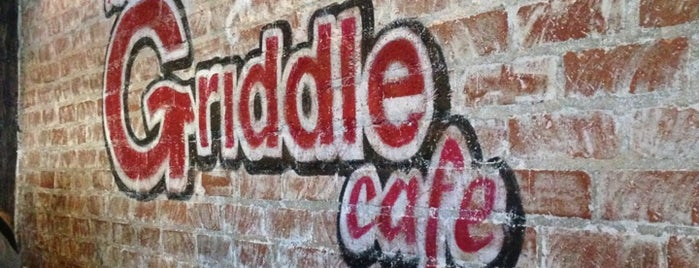 The Griddle Cafe is one of LA Bites.