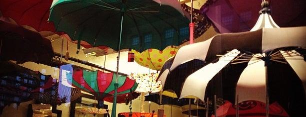 Bella Umbrella is one of Alyssa's Seattle visit.