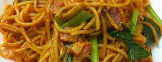 炒めスパゲティの店 マルス is one of さっしーのお気に入り.