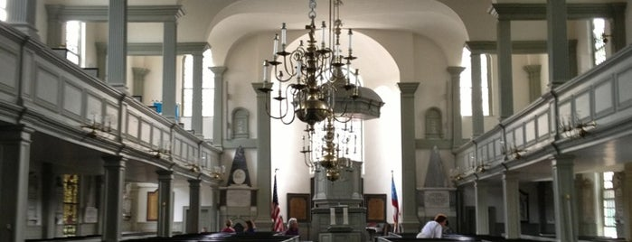 Trinity Episcopal Church is one of Episcopal Churches in Rhode Island.