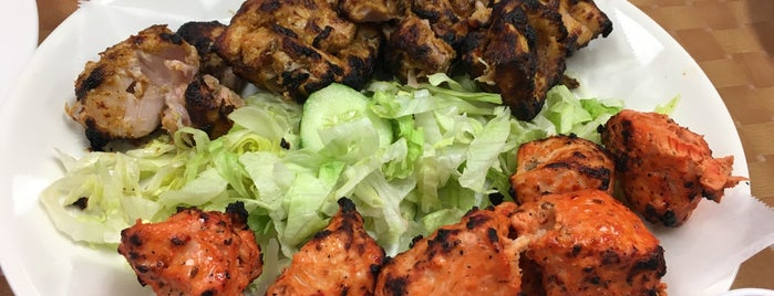 Maza BBQ and Sweets is one of Halal Dining.