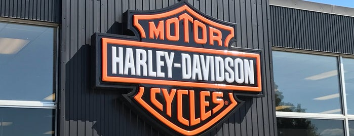 Sturgis Harley-Davidson is one of Rapid City, SD.