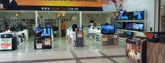 Portal Sul Shopping is one of Shoppings de Goiânia.