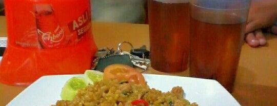 Nasi Goreng Aep's is one of Food Spots @Bandung.