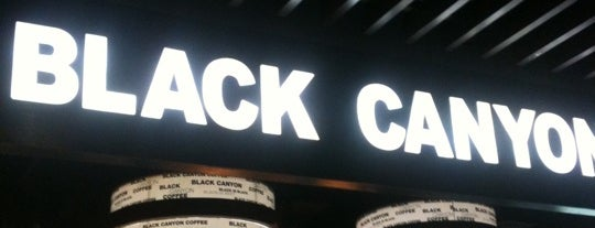 Black Canyon Coffee is one of Top picks for Restaurants.