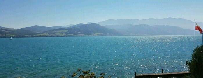 Attersee is one of Jezera.