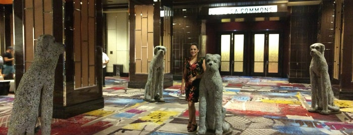 Doggystyle Statues At The Cosmo is one of Las Vegas.