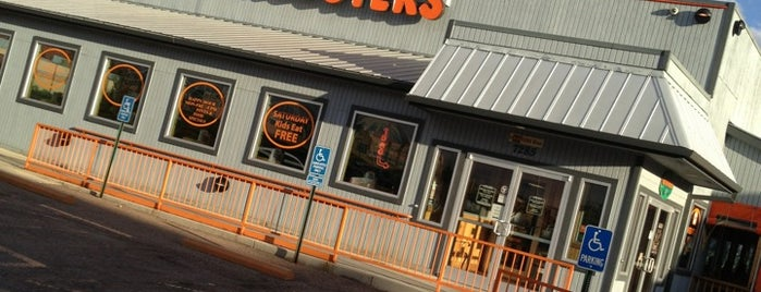 Hooters is one of All-time favorites in United States.