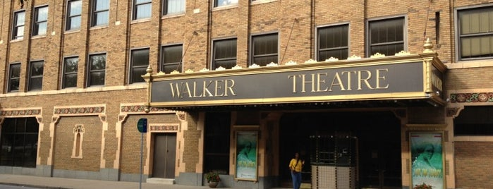 Madame Walker Theatre Center is one of Things to Do in Downtown Indy.