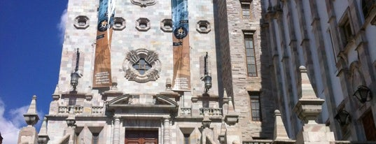 Universidad de Guanajuato is one of Tour.