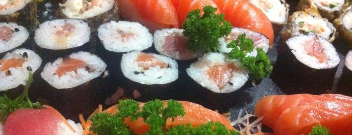 Tamashii is one of Guia Rio Sushi by Hamond.
