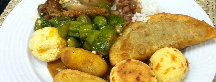 Delicias De Minas Restaurante is one of America's Best Brazilian Restaurants.