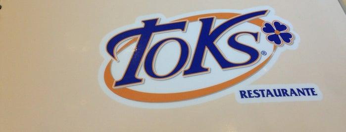 Toks is one of Veracruz.