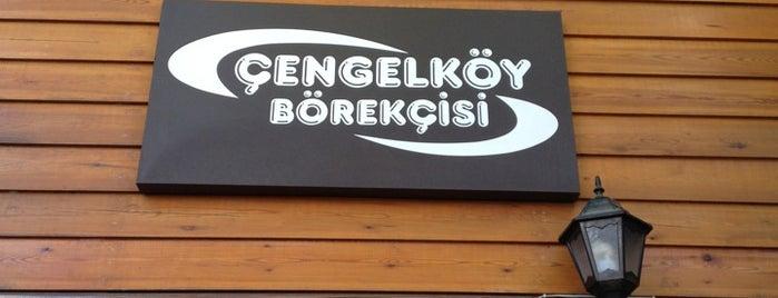 Çengelköy Börekçisi is one of Istanbul's Best Bakeries - 2013.