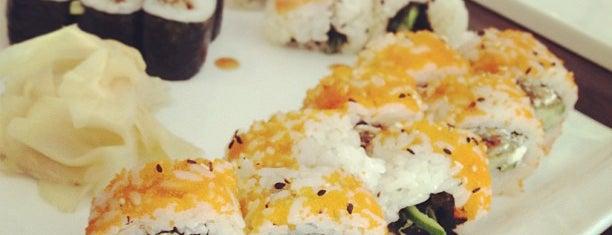 Miyaki Sushi Lounge is one of Berlin Friedrichshain favs.