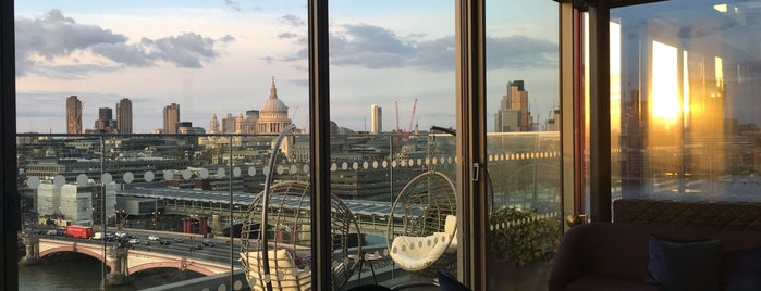 Rumpus Room is one of London to try.