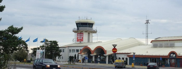 Visby Airport (VBY) is one of My Airports.