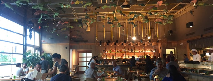 Sushi Garage is one of The 15 Best Places That Are Good for Dates in Miami Beach.