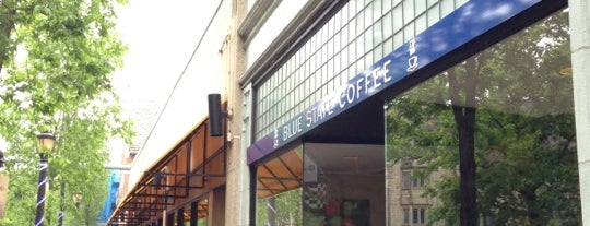 Blue State Coffee is one of New Haven.