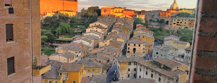 Hotel Minerva Siena is one of Tuscany.