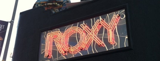 The Roxy is one of Guide to West Hollywood's best spots.