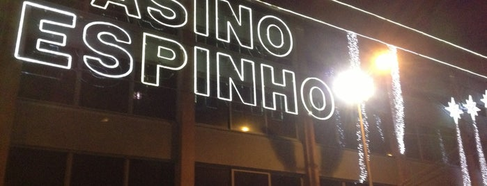 Casino Espinho is one of Lazer & Passeios (Grande Porto).