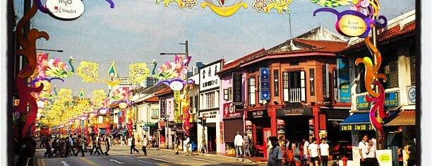 Little India is one of To-Do in Singapore.