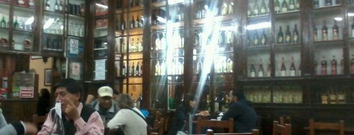 Queirolo Restaurant & Bar is one of Always Gourmet PERU, comer em Lima.