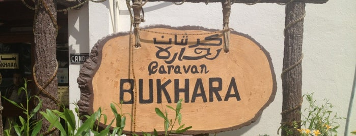 Bukhara Restaurant is one of Restaurant (Food).