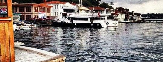 Beykoz Motor İskelesi is one of Gokay.