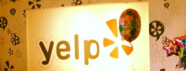 Yelp HQ is one of Bay Area / Tech.