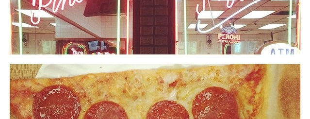 Pino's La Forchetta is one of fav bk takeout.