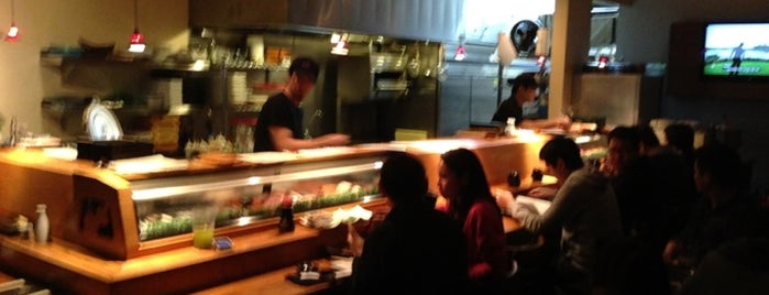 Kanpai Japanese Sushi Bar & Grill is one of Foodies.